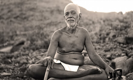 The Remarkable Life of The Silent Sage Ramana Maharshi