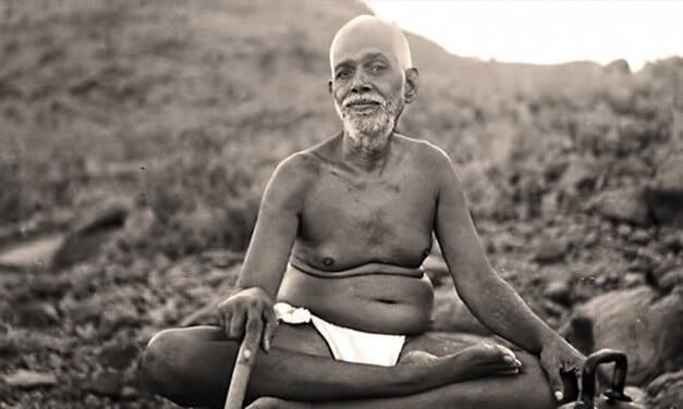 The Remarkable Life of The Silent Sage Ramana Maharshi