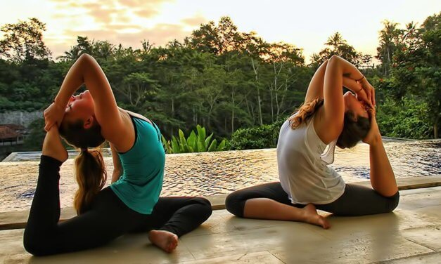 How One Yoga Retreat Changed Everything