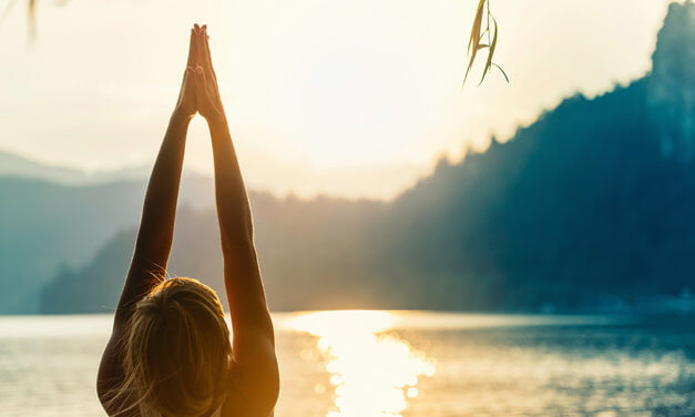 Bowing to the Light Within: The Spiritual Significance of Sun Salutations