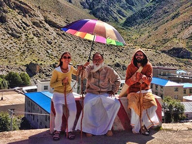 Listen to Ramananda's Drops of Nectar Podcast