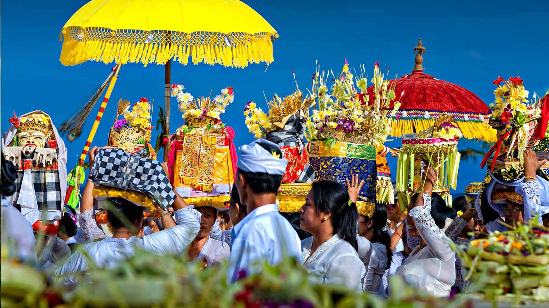 Ceremony-The Heart And Soul of Balinese Culture