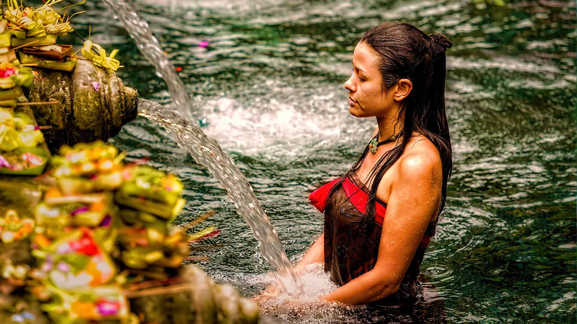 Reconnecting With The Water Element Through Ritual Purification