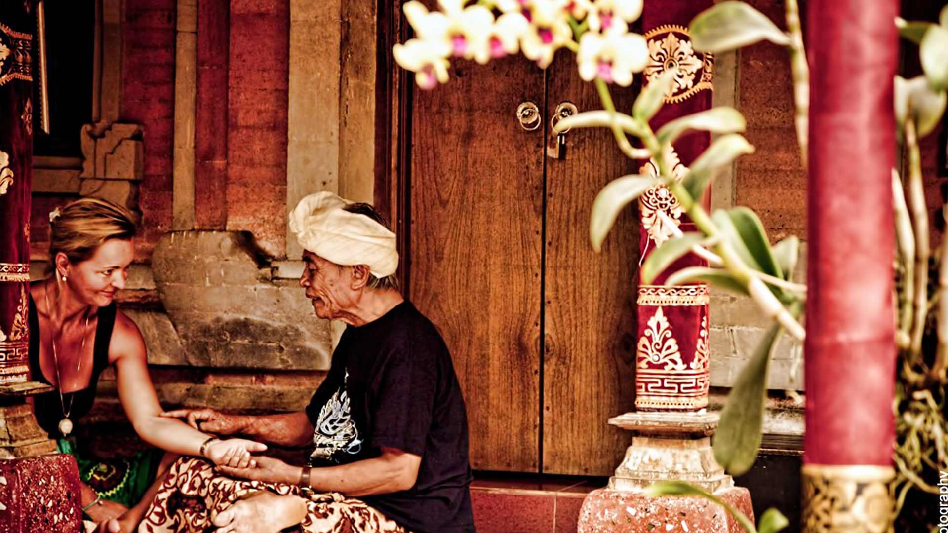 Tradional Balinese Healers