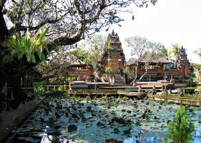 Bali Yoga Routine
