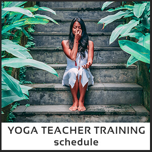 Ubud yoga retreat teacher training